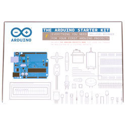 Arduino Starter Kit Including Uno Board