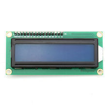 1602 Blue Backlight LCD Display Module