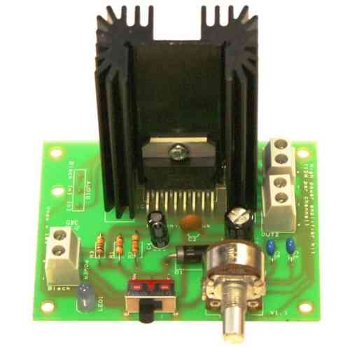 High Power Amp Kit (PCB & Components)