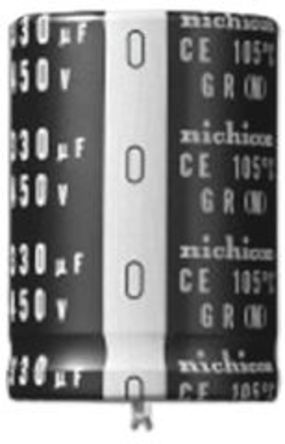 Nichicon GR 820μF 250 V Capacitor
