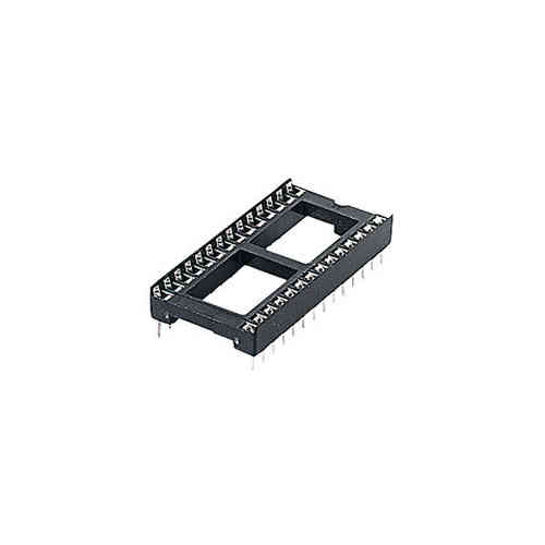 40pin DIL Socket, Wide15.24mm
