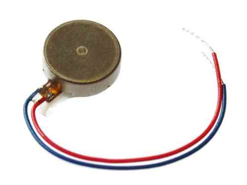Miniature 3V Shaftless Vibrating Motor