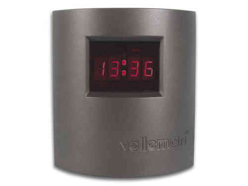 DIGITAL LED CLOCK (With Enclosure)