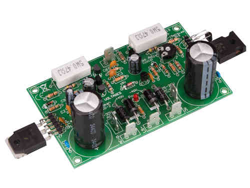 DISCRETE POWER AMPLIFIER 200 W