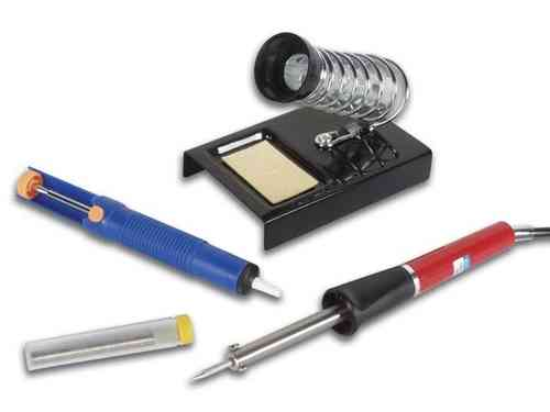 ELECTRIC SOLDERING SET