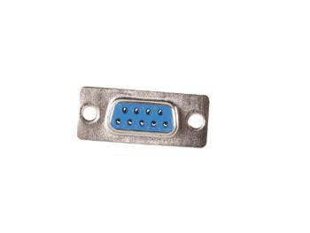FEMALE 9-PIN SUB-D CONNECTOR