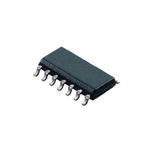 74HC00D Quadruple 2-Input NAND Gate