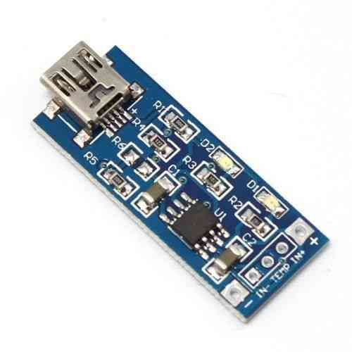 Mini USB 5V 1A Lithium Charging Board