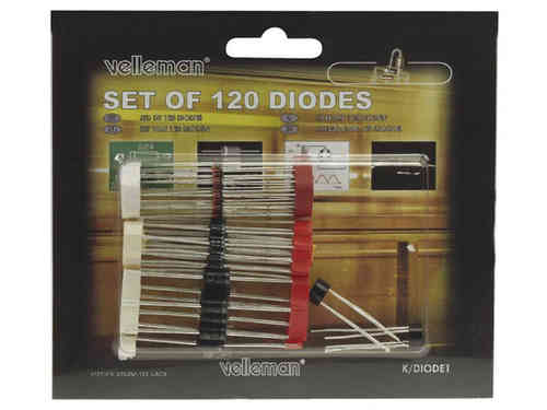 SET OF 120 DIODES