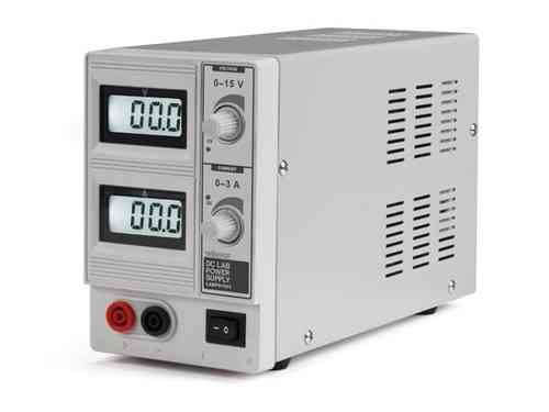 DC LAB POWER SUPPLY 0-15 VDC