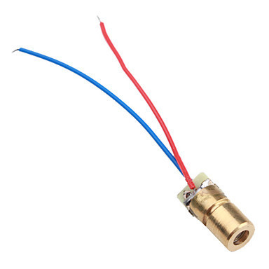 Mini 650nm 5mW 5V Laser Dot Diode