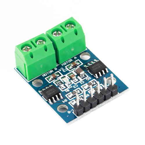 H-bridge Stepper Motor Dual DC  Driver