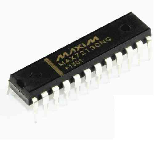 MAX7219 DIP-24 DRIVER LED DISPLAY