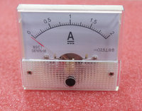 Analog Panel AMP Current Meters