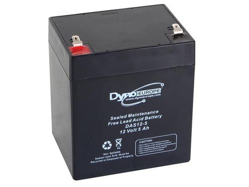 LEAD ACID BATTERY 12V-5Ah 90x70x107mm