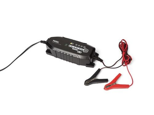 BATTERY CHARGER FOR 6V -12V LEAD ACID BATT