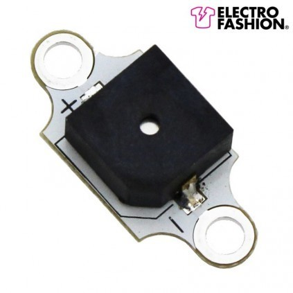 Electro-Fashion, Sewable Buzzer
