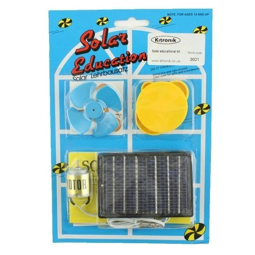 Solar Educational Kit