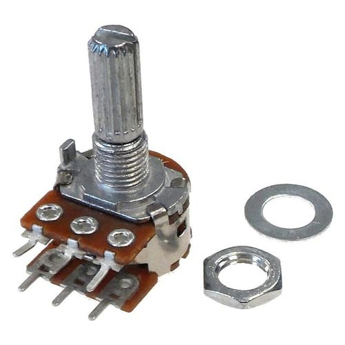 Dual Wipe Potentiometer, 10K