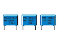 WIMA capacitors