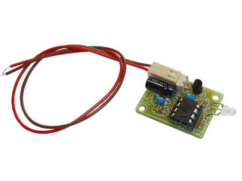 12V CAR BATTERY MONITOR
