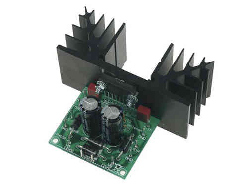 2 x 30 W AUDIO POWER AMPLIFIER