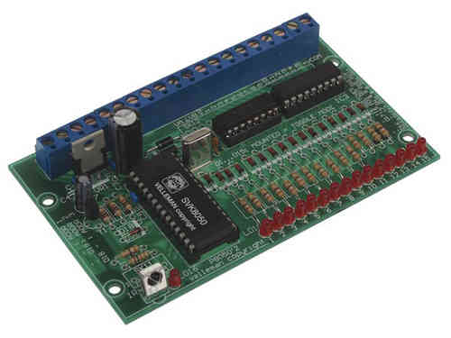 15-CHANNEL IR RECEIVER