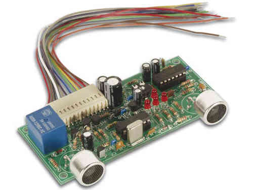 ULTRASONIC RADAR MODULE