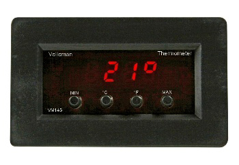 DIGITAL PANEL THERMOMETER