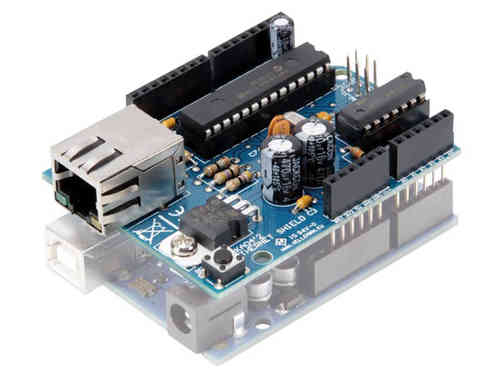 ETHERNET SHIELD FOR ARDUINO®