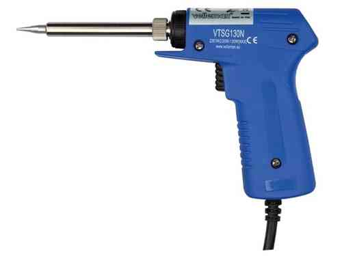 "CERAMIC SOLDERING GUN ""QUICK HOT"""