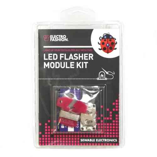 Electro-Fashion, LED Flasher Module Kit
