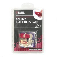 Electro-Fashion Deluxe E-Textiles Pack