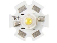 HIGH POWER LED - 3 W - WARM WHITE - 210 lm