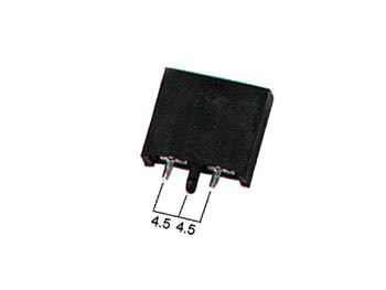 CAR FUSE HOLDER FOR PCB MOUNTING