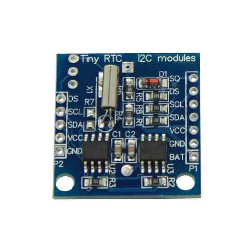 RTC DS1307 Real Time Clock Module