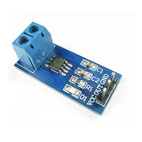 20A Current Sensor Module for Arduino
