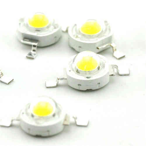 1W Pure White SMD LED Beads