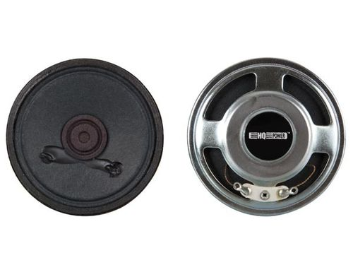 MINI LOUDSPEAKER - 0.5W / 8 ohm