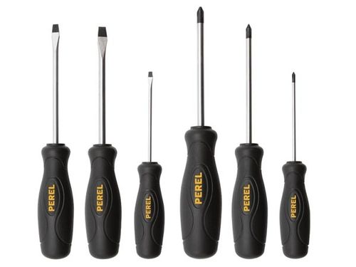 SCREWDRIVER SET - 6 pcs