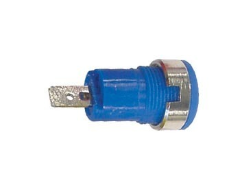 IEC1010 BINDING POST, FASTON - BLUE