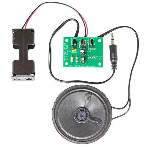 MP3 Mono Amplifier V3.0