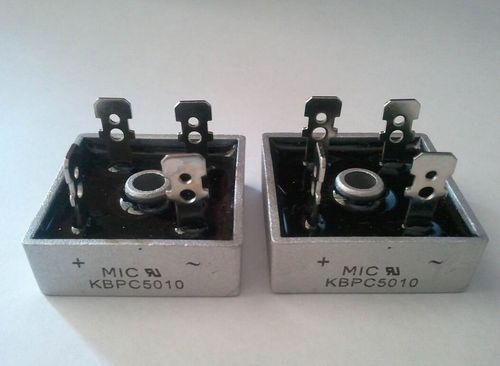 KBPC 5010 Diode Bridge Rectifier 50A 1000V