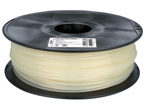"3 mm (1/8"") PLA FILAMENT - NATURAL"