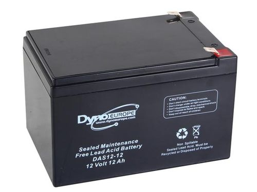 LEAD ACID BATTERY 12V-12Ah 150x97x99mm