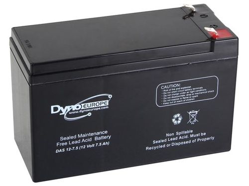 LEAD ACID BATTERY 12V-7.5Ah 151x65x99mm