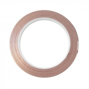 Copper Tape - Non Conductive Adhesive 5mm