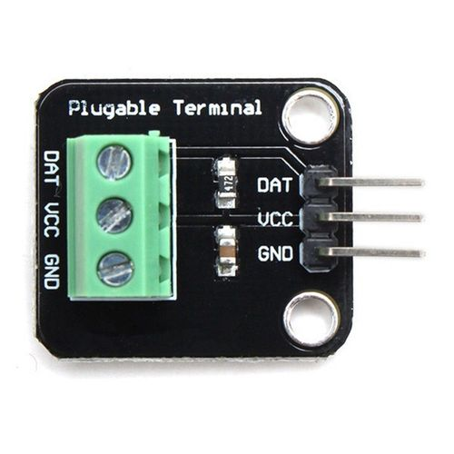 Plugable Terminal Adapter For Arduino