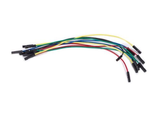 AWG BREADBOARD JUMPER WIRES Female