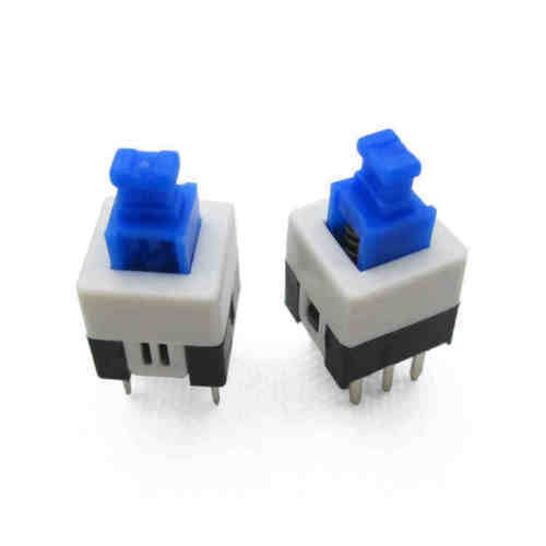 Latching 7x7mm Mini Tactile Push Button